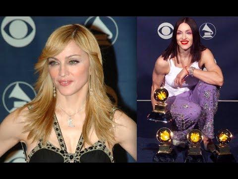 Madonna Grammy History 1985 2020 Youtube