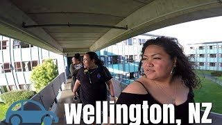 Our Wellington road trip - Part 1- Vlog #4