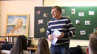 Сергей Жданов. Урок экологии.