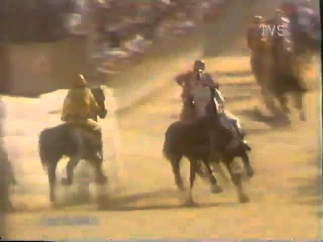 Palio 2 luglio 1983