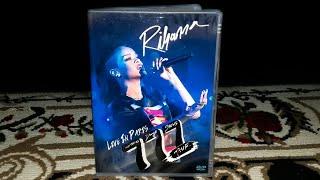 Unboxing Rihanna - DVD 777 Tour Live In Paris (FAN MADE)