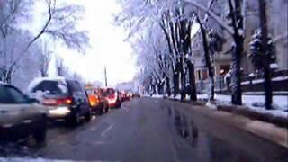 Conducere preventiva in mediul urban inclusiv iarna