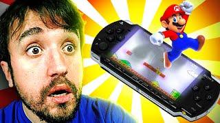 Jogos da NINTENDO no PSP da SONY? - EMULADORES