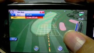 Nokia C7 Gameloft Real Golf 2011 HD Symbian^3