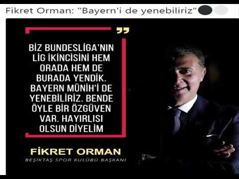 Beşiktaş-Bayern Münih   Sex On The Beach
