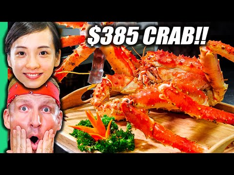 $3 Crab Vs $385 Crab!!! Asia's Unknown Crab Creatures!!!