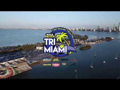 Mack Cycle Tri Miami Triathlon