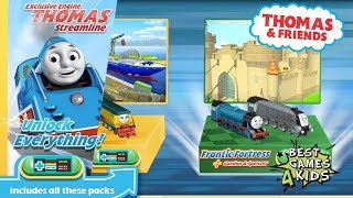 Thomas & Friends: Go Go Thomas | UNLOCK EVERYTHING, Exclusive Engine THOMAS STREAMLINE! By Budge