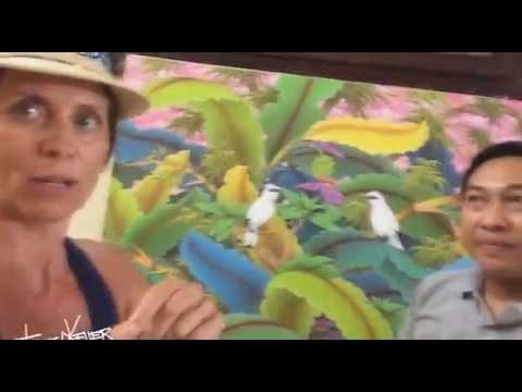 Tracey Keller   Kresna Painting Gallery in Bali