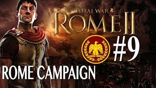 Total War: Rome 2 - Roman Campaign #9