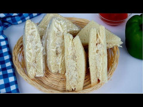 ফাস্টফুড স্টাইলে চিকেন স্যান্ডুইচ || Bangladeshi Fastfood Style Chicken Sandwich || Chicken Sandwich
