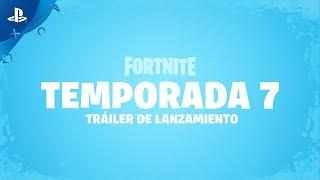 Fortnite - Season 7 Trailer | PS4