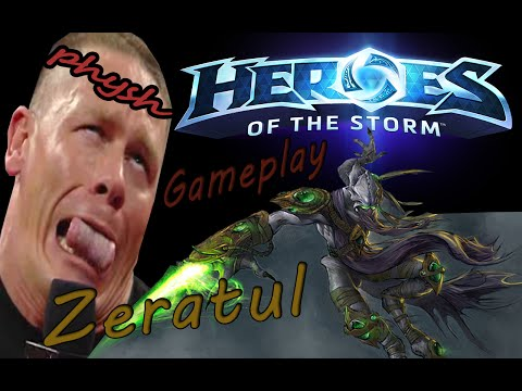 Heroes Of The Storm - Zeratul e os corvos (queres uma key? basta pedires)
