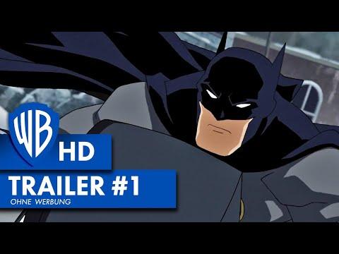 BATMAN - DEATH IN THE FAMILY - Trailer #1 Deutsch HD German (2020)