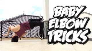 Bboy Tutorial I Baby Elbow Tricks I