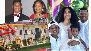 Russell Wilson Buys His MoM a House + Publicly Confesses ❤️4️⃣ Ciara Wilson