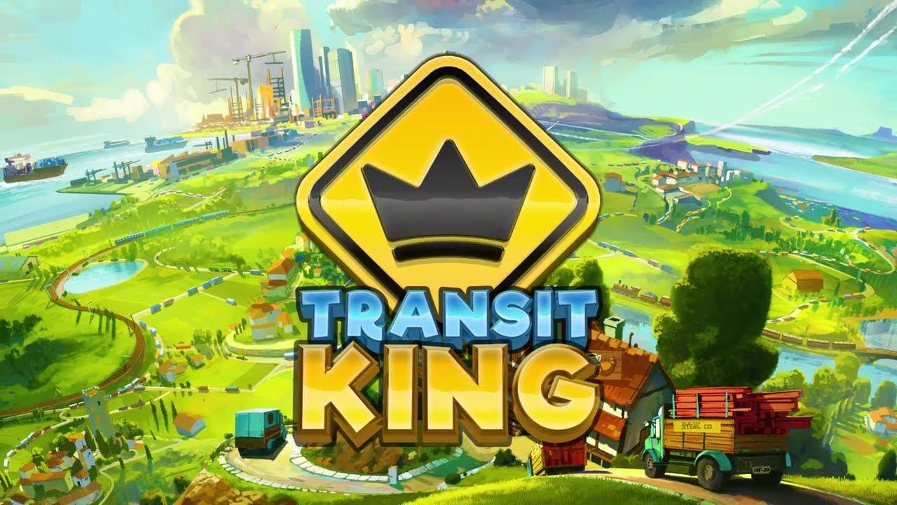 Transit King Tycoon – Transport Empire Builder : Money Mod