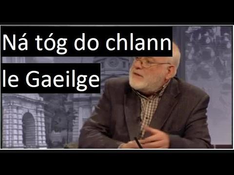 7 Lá beo 14217  Ná tóg do chlann le Gaeilge  TG4