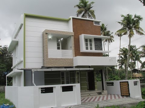 3BHK 1200 Sqft house in 3 Cents at Varapuzha- 47 Lakhs ( Negotiable)