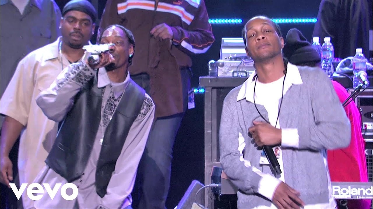 Download Snoop Dogg, DJ Quik - Let's Get Down (Live at the Avalon)