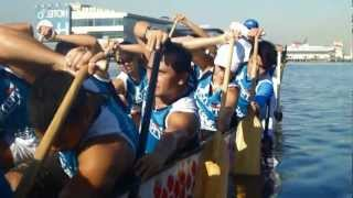 MUST WATCH! - TRITON PHILIPPINE DRAGON BOAT RACING TEAM PROMO (PDBF)