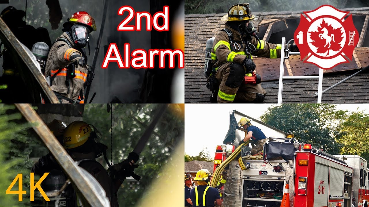 2nd Alarm - C-K Fire, 294 Delaware Ave , Chatham, 07/22/2019