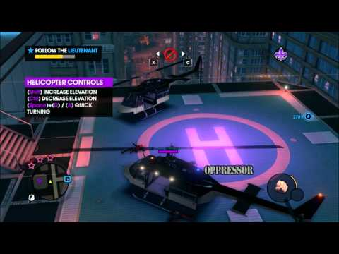 Saints Row 3: Ep3 - PENTHOUSE