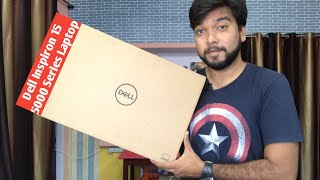Dell Inspiron 15 5000 Series 5570 Laptop Unboxing & First Impressions | Dell Inspiron 15 5570