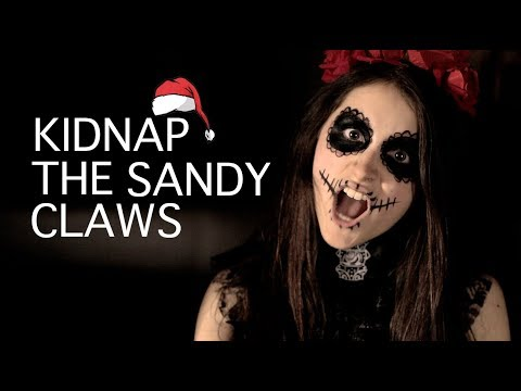 KIDNAP THE SANDY CLAWS (Nightmare Before Christmas Cover)   Spirit YPC