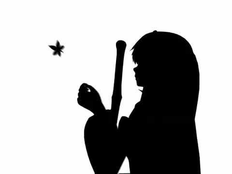 Touhou Bad Apple!! PV Shadow Art ( With English Lyrics, Names And MP3 ! )