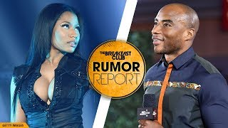 Nicki Minaj Calls Out Charlamagne And The Breakfast Club