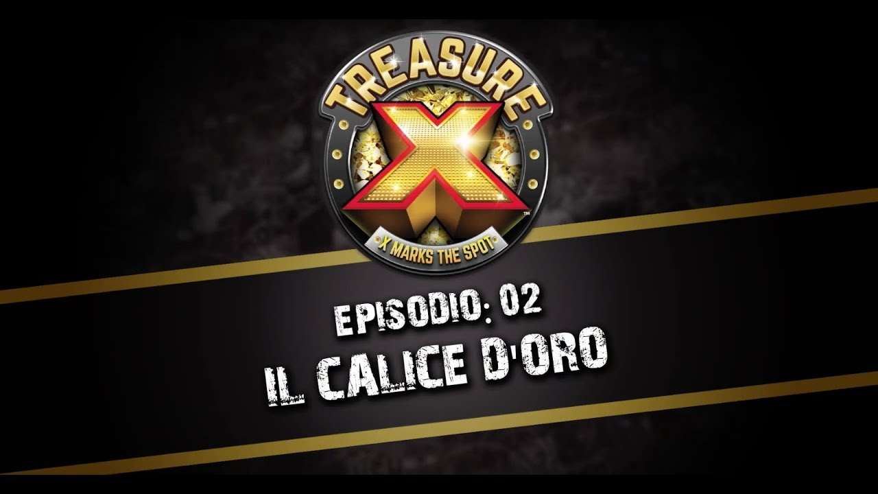 Giochi Preziosi | Treasure X - Episodio 2