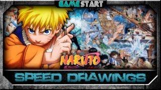 Desenhando - Naruto - Naruto Clássico