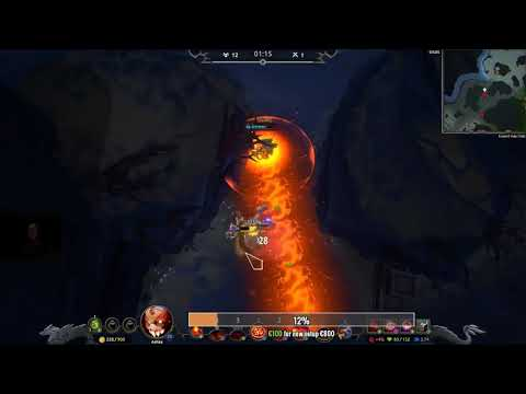 Battlerite Royale - Ashka Gameplay - Champion League #suy3 #1st (Deutsch)