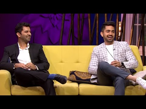 Juzz Baatt - Barun Sobti, Zain Imam Hindi Zee Tv Serial Talk Show Rajeev Khandelwal | Ep - 8