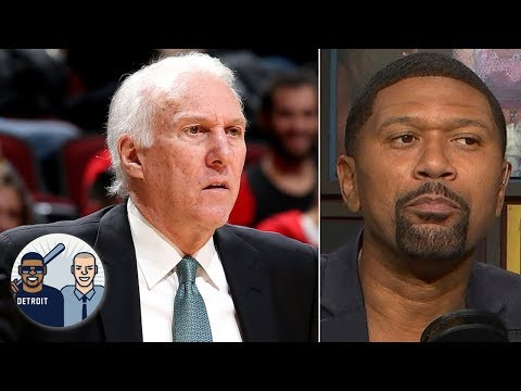 Jalen Rose agrees with Gregg Popovich: 'There's no basketball anymore'   Jalen & Jacoby