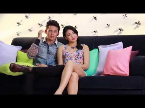 James Reid and Nadine Lustre on #JADINE