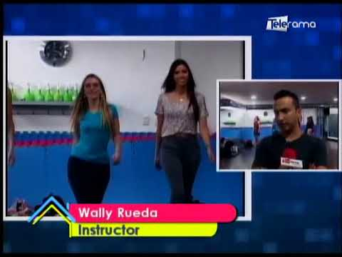Candidatas a Reina de Cuenca preparan pasarela con Wally Rueda