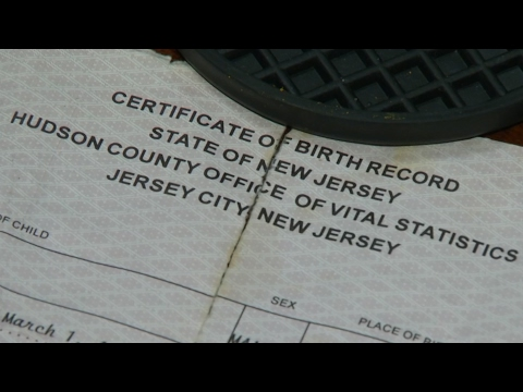 In Jersey City, Residents Still Need to Go to Trenton for a Birth Certificate