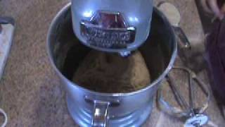 How To Make Whole Wheat Bread Using A Stand Mixer