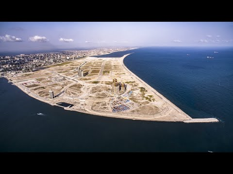 Building Africa's City in the Sea | The B1M