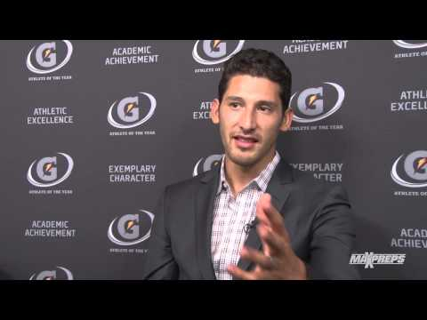 Omar Gonzalez Interview - Gatorade Player of the Year Awards