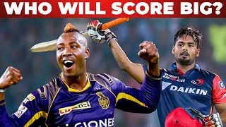 Pant vs Russell – Who will Score big? | DC vs KKR – Match Preview & DREAM11 PREDICTION