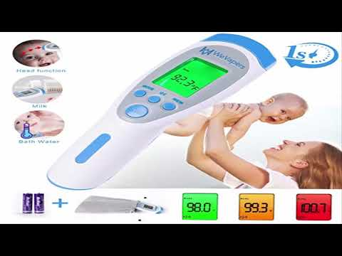 Best Baby Thermometer 2020 Top 4 Baby Forehead Thermometers for 2019 & 2020 (The Best Ones