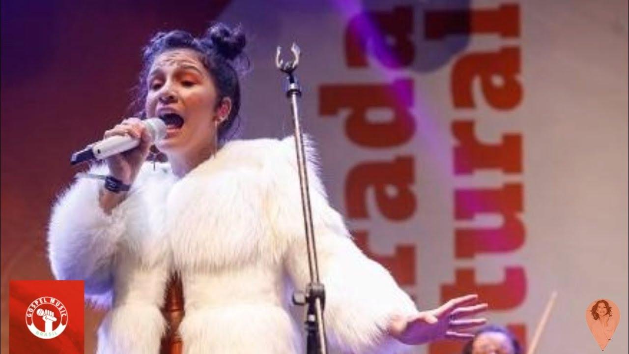 Priscilla Alcantara - Florescer + Ministração (Ao Vivo Na Virada Cultural 2019)