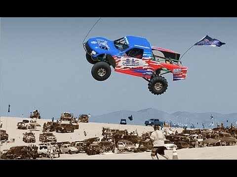 HUCKFEST - LONGEST JUMP, MIKE HOLLYWOOD HIGGINS!