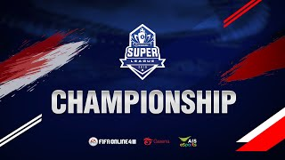 FIFA Online 4 Super League: Championship (28/09/2019)