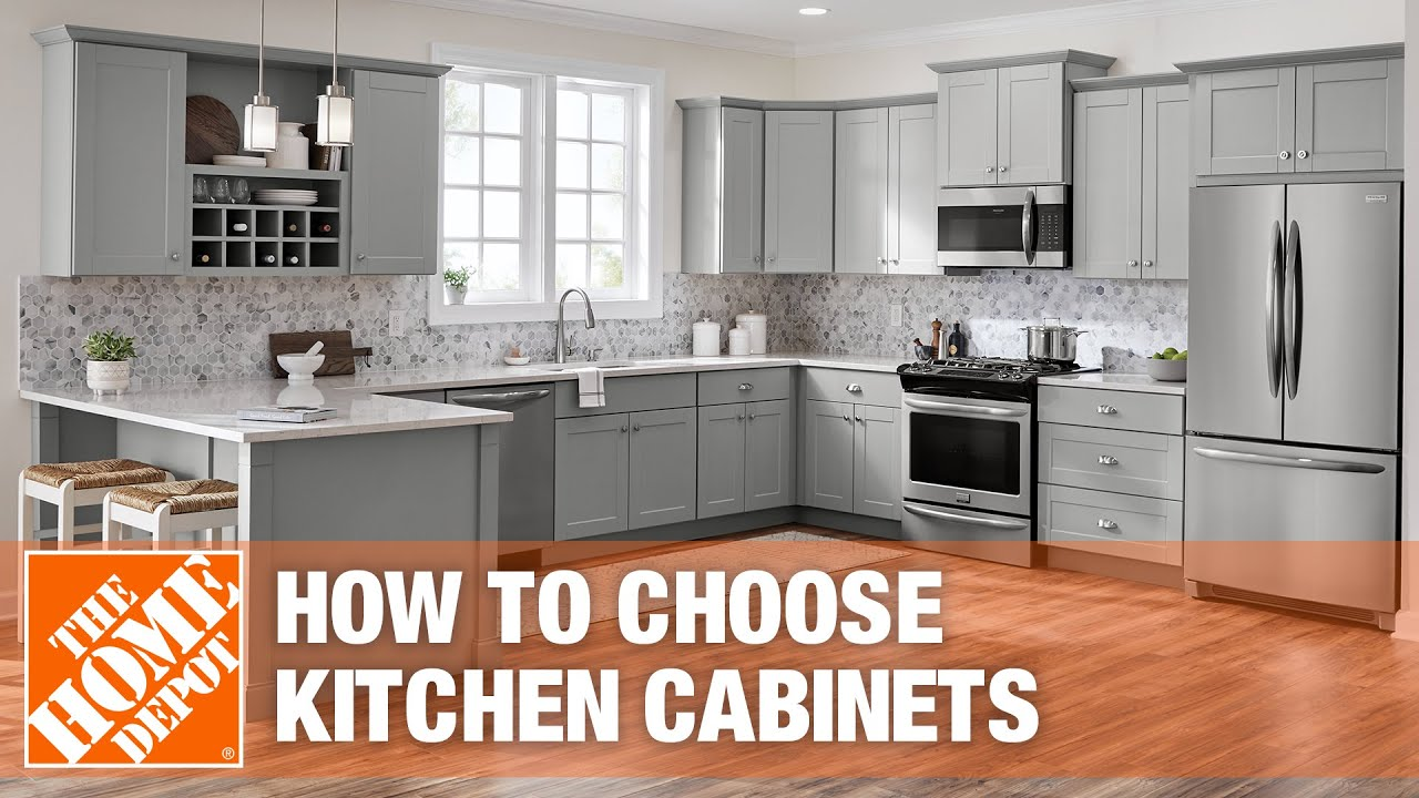 Best Kitchen Cabinets for Your Home - The Home Depot on kitchen corner shelf storage, kitchen corner sink storage, kitchen corner drawer storage, garage base cabinet storage, kitchen wall cabinet storage,