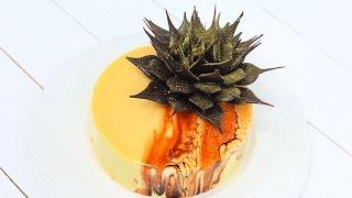 Муссовый Торт с Сыром Бри / Mousse Cake with Brie Cheese
