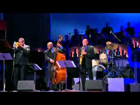Honoring Dave Brubeck with his sons Jazz quintet [by YouTube impahasan].flv